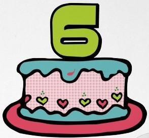 bolo aniversario 6 anos-animarte